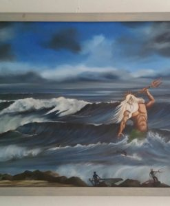 SurfArt painting Neptune 3