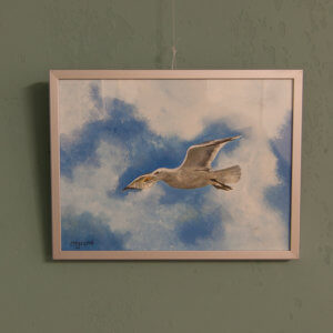 SurfArt painting Seagull