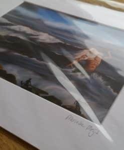 SurfArt Art Print