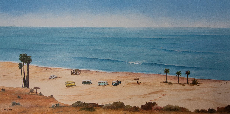 California dreaming SurfArt