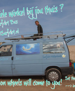 SurfArt Van