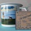 surfart travel mug coffee mug