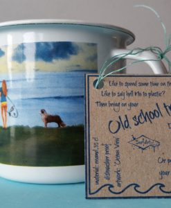 surfart travel mug coffee mug