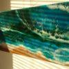 SurfArt Resin Art Oceans beach scene