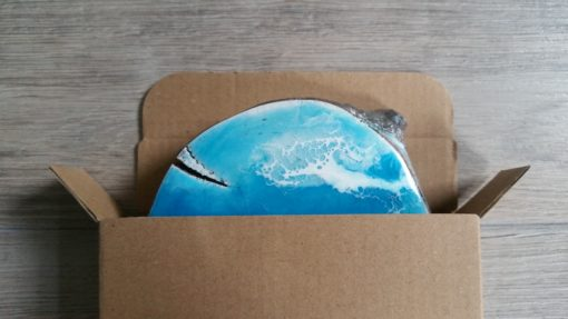 SurfArt resin art epoxy art