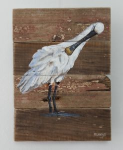 surfart ocean art driftwood
