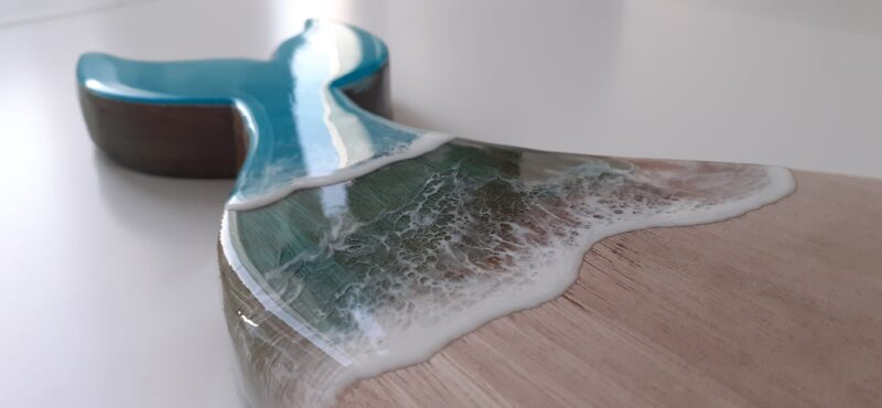 SurfArt resin Oceans