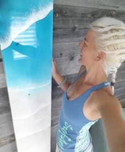 SurfArt resin oceandesk